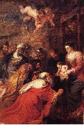 Peter Paul Rubens Adoration of the Magi oil painting artist