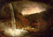 Thomas Cole Kaaterskill Falls s oil painting artist