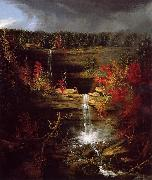 Thomas Cole Falls of Kaaterskill oil painting artist