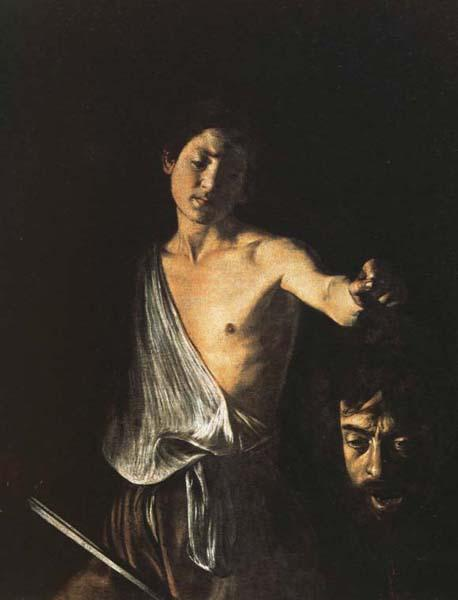caravaggio david with the head of goliath Caravaggio, david with the head of goliath, 1609-10, 125 x 101 cm, galleria borghese, rome (image in public domain) by kristine wendt – one of the most elusive art historical biographies belongs to michelangelo merisi da caravaggio.