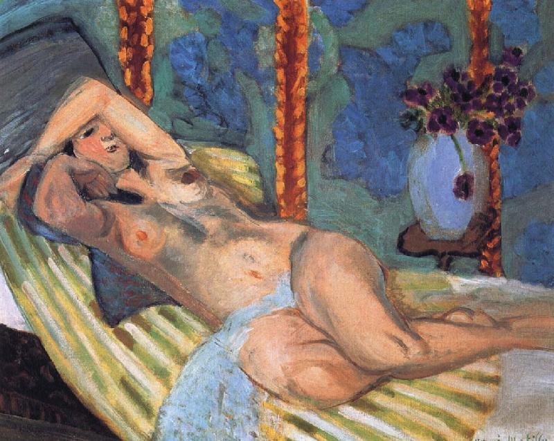 Henri Matisse Nude 6