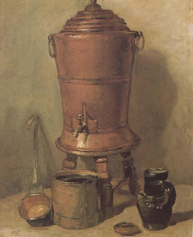 copper water tank jean baptiste simeon chardin wholesale